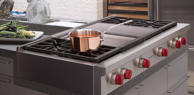 Beautiful Wolf Cooktops And Rangetops Wolf Rangetop Repair