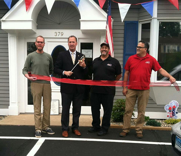 Action Appliance Grand Opening In Manchester Ct