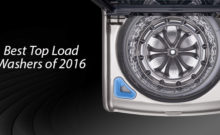Top performing top load washing machines 2016
