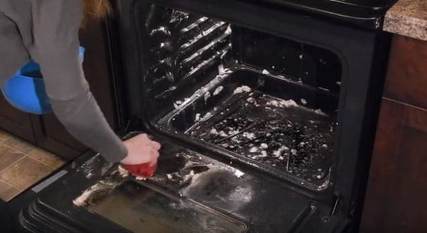 should you use slef-cleaning oven