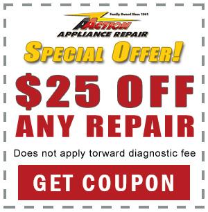 Appliance Repair Bridgeport Coupon
