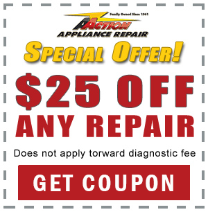 Appliance Repair Massachusetts Coupon
