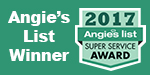 action appliance repair angies list award