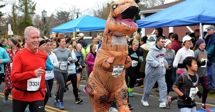 thanksgiving 5k races