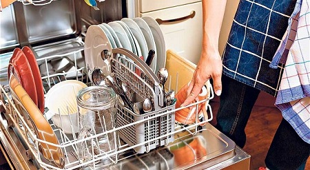 best way to load dishwasher