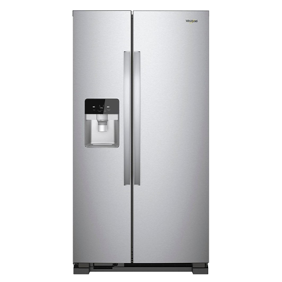 frigidaire side by side stainless steel