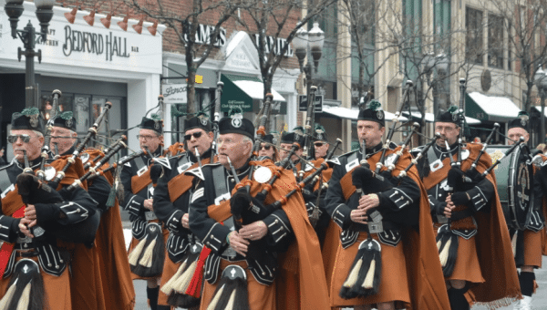 Stamford St. Patrick's Day parade 2020