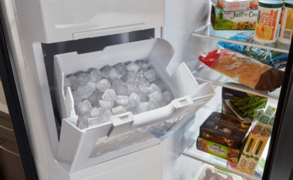 how long does it take for ice maker to make ice