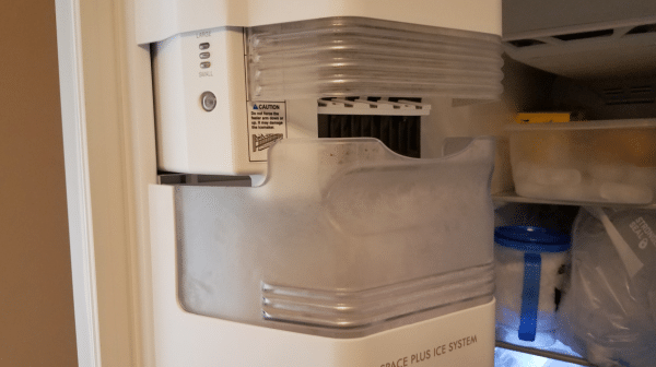 ice maker slow making ice