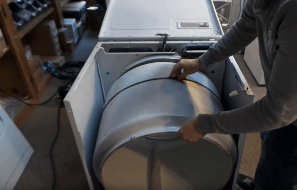 whirlpool dryer drum not turning