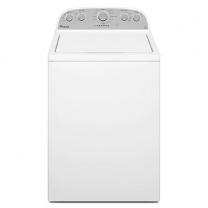 Whirlpool 28 Top Loading 4.3 Cu. Ft. Washer - White -WITH A 5 YEAR WARRANTY