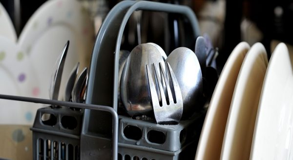 how to load pots and pans in dishwasher