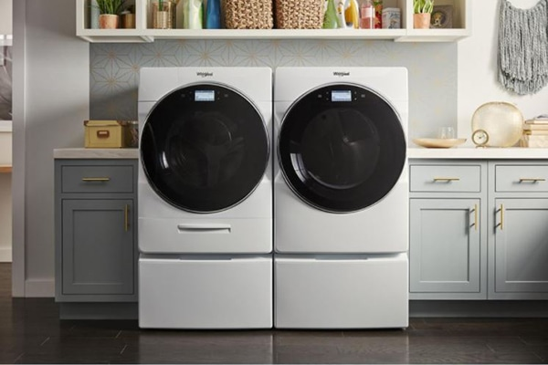 front load vs top load washers