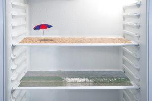 refrigerator warm