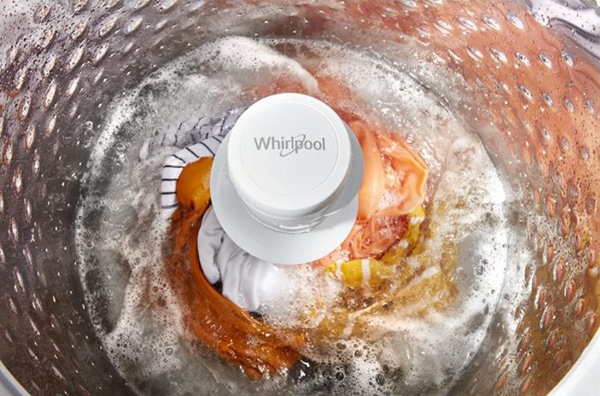 whirlpool top load vs front load
