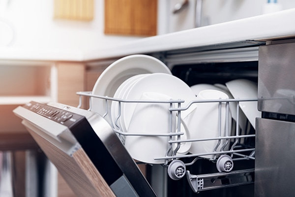 why is my LG dishwasher not drying