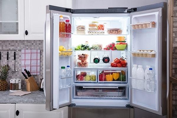 refrigerator drawer keeps freezing